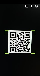 screenshot of QR CODE READER - Easy, fast and free version 6.3.0