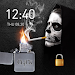 cigarette & smoke Lock Screen