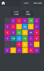 screenshot of 2048 Plus – Play New Number Tile Puzzler version 1.7