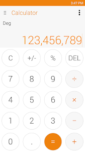 screenshot of Calculator - unit converter version 1.5.0.85_160701