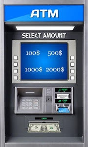 screenshot of ATM Learning Simulator Free for Money and Bank version 1.21