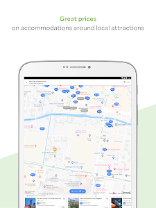 screenshot of Agoda – Deals on Hotels & Homes version Varies with device