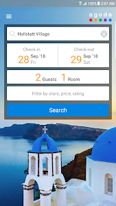 screenshot of Agoda – Hotel Booking Deals version 6.26.0