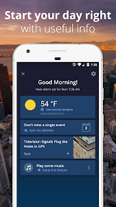 screenshot of Alarm Clock Xtreme: Alarm, Stopwatch, Timer (Free) version Varies with device