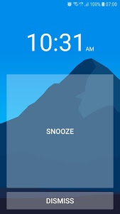 screenshot of Alarm Clock: Stopwatch & Timer version Varies with device
