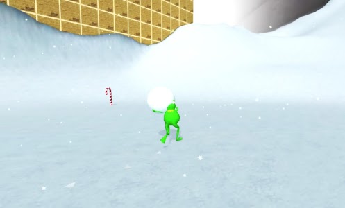 screenshot of Amazing Simulator Frog Education version 1.0