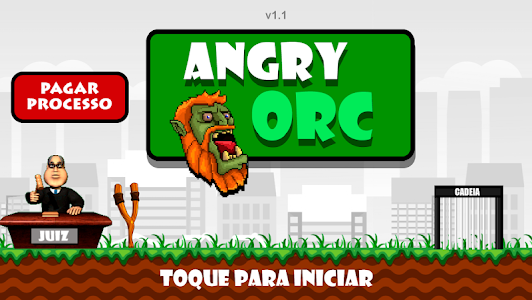 screenshot of Angry Orc version 1.0.2