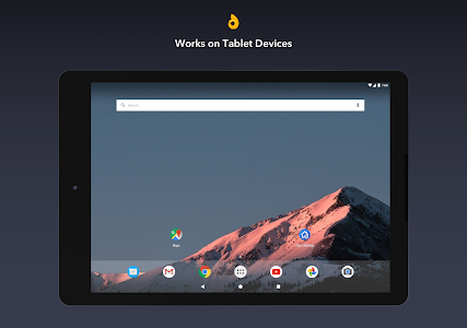 screenshot of Apex Launcher - Customize,Secure,and Efficient version Varies with device