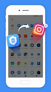 screenshot of App Locker With Password Fingerprint, Photo Locker version 1.0.1