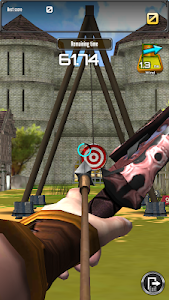 screenshot of Archery Big Match version 1.3.3