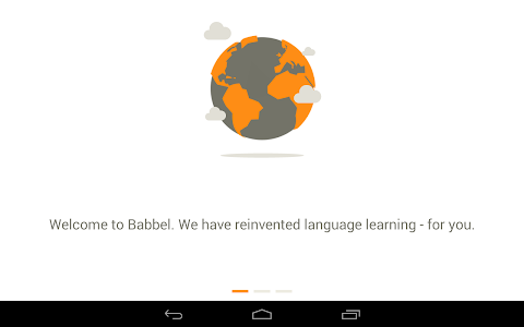 screenshot of Babbel – Learn Languages version 5.2.4.042816