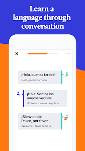 screenshot of Babbel - Learn Spanish, French & More Languages version Varies with device