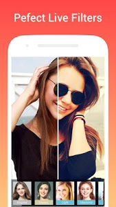 screenshot of Selfie Camera - Photo Editor version 1.7.3
