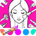Download Beauty Coloring Book for Girls 1.2 APK