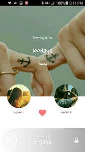 screenshot of Been Together (Ad) - D-day version Varies with device