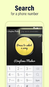 screenshot of Call Ringtone Maker – MP3 & Music Cutter version 1.94