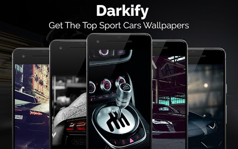 screenshot of Black Wallpaper, AMOLED, Dark Background: Darkify version 10.0
