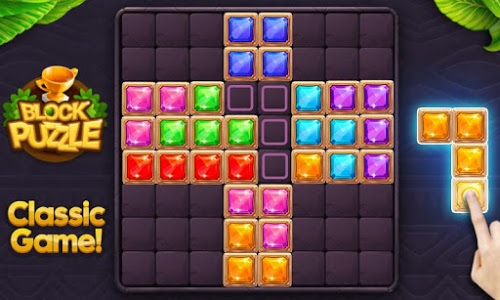 screenshot of Block Puzzle Jewel version 37.0