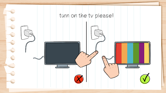 screenshot of Brain Test: Tricky Puzzles version 2.14