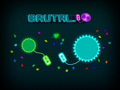 screenshot of Brutal.io version 1.3.0