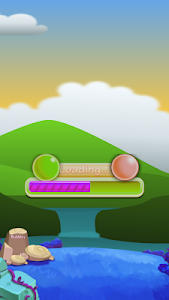 screenshot of Bubble Deluxe Shooter version 1.2