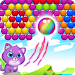 Bubble Shooter Kitty