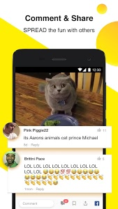 screenshot of BuzzVideo: Viral Videos, Funny GIFs & TV shows version 8.1.0