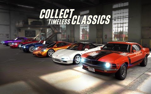 screenshot of CSR Racing 2 version 2.3.2
