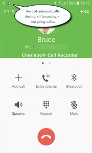screenshot of Call Recorder ACR: Record voice clearly, Backup version 1.2.42