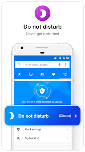 screenshot of Caller ID & Call Blocker Free version 1.7.2