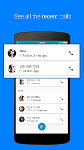 screenshot of Call Blocker & Caller ID Free version 1.1.4