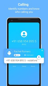 screenshot of Caller ID Name & Location Info: True Caller ID version 2.2.2
