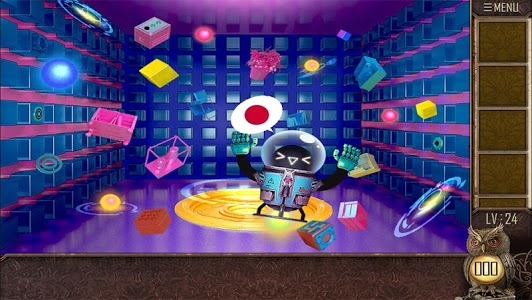 screenshot of Can you escape the 100 room X version 2