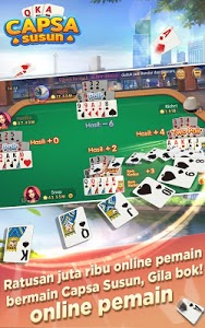 screenshot of Capsa Susun Online:Poker Free version 2.9.0.0
