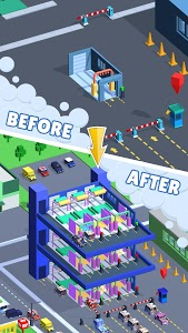 screenshot of Car Wash Empire version 1.8