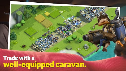 screenshot of Caravan War: Kingdom of Conquest version 2.7