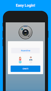 screenshot of ChatVideo ❤ Meet New People version 0.0.19