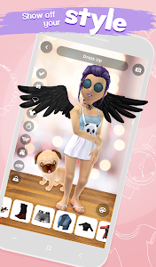 screenshot of Club Cooee - 3D Avatar, Chat & Party! version 1.9.4
