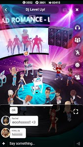 screenshot of Club Cooee - 3D Avatar, Chat, Party & Make Friends version 1.9.36