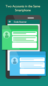 screenshot of Code Scanner: Whats Web Scan, WebLite, QR Scan version 1.1.3