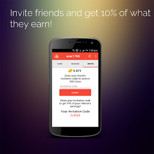 screenshot of Coin Pouch - Free Gift Cards version 2.06