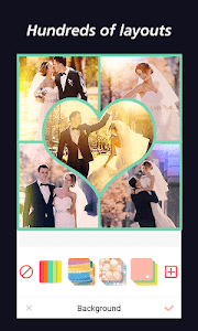 screenshot of Pic Collage Frame - Photo Collage Maker PicEditor version 3.31