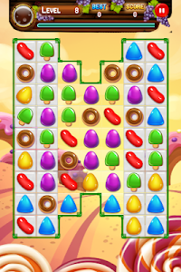 screenshot of Cookie Chocolate Sweet version 1.0