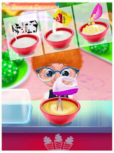 screenshot of Cooking ice cream maker version 4.0