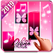 Couverture Pink Cute Piano Tiles for girl