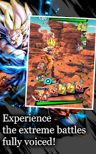 screenshot of DRAGON BALL LEGENDS version 2.4.1