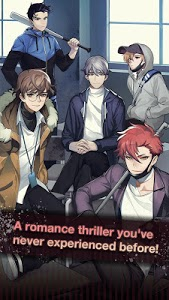 screenshot of Dangerous Fellows - Romantic Thrillers Otome game version 1.2.1