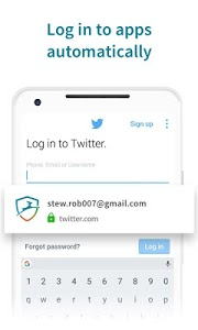 screenshot of Dashlane Password Manager version Varies with device