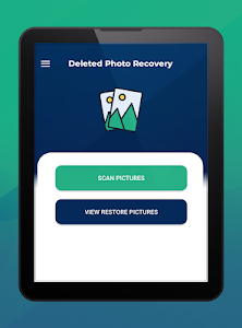 screenshot of Deleted Photo Recovery Without Root-Restore Images version 2.8
