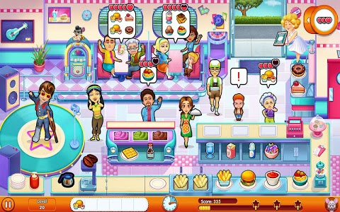 screenshot of Delicious - Emily's Road Trip version 1.0.15